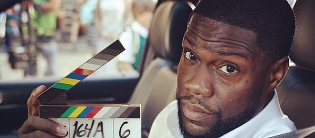 Kevin Hart recovering from surgery after suffering \u0027major