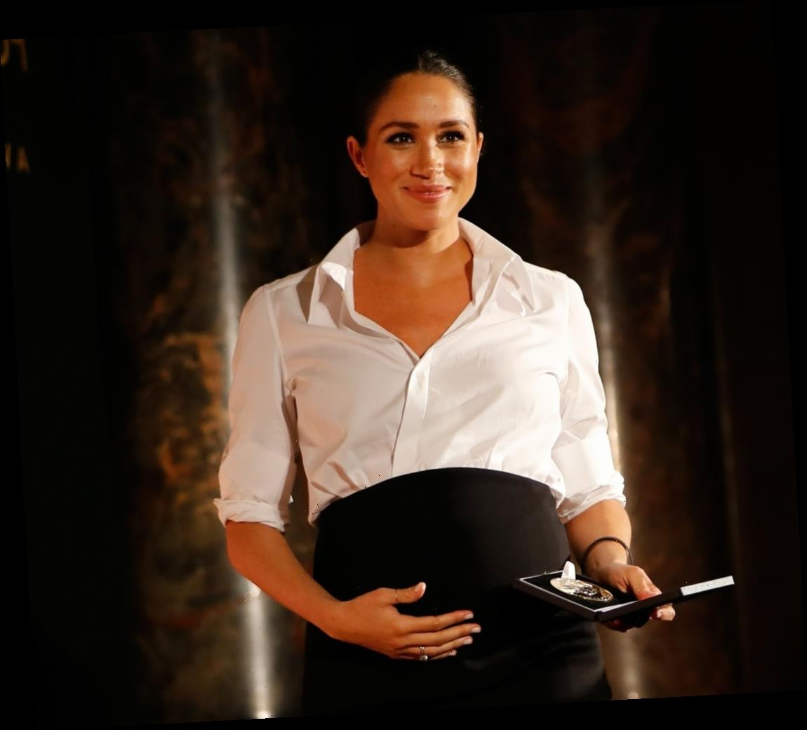 Meghan Markle Expected To Leave Baby Archie In Canada As